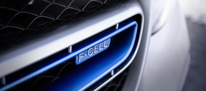 Mercedes-Benz Showcases New Fuel-Cell System