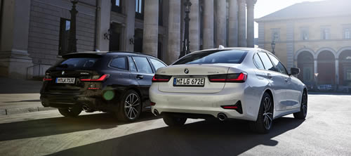 BMW Introduces 3 Series Hybrid Models