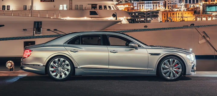 Bentley Acheives Best Year in History