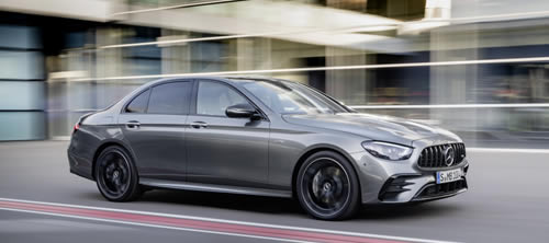 Upgraded E-Class and CLS-Class Ready for Order