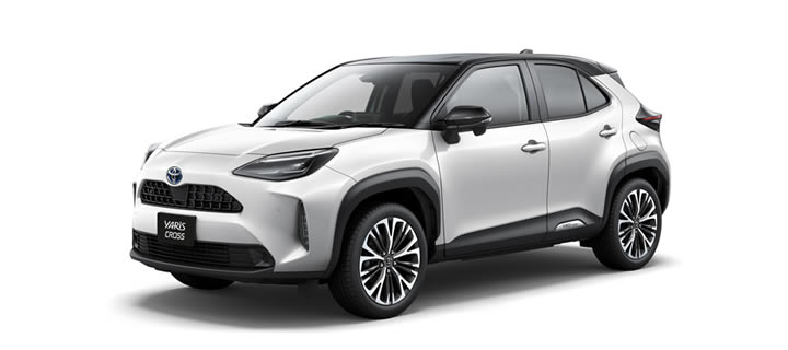 Toyota Launches Yaris Cross in Japan