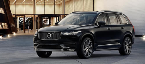 Volvo Profit Growth and Record Sales on SUVs in 2019