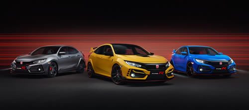 Honda Civic Type-R New Range (Video)