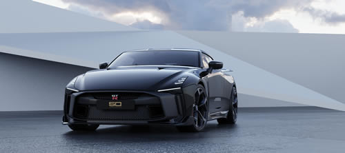 Nissan Limited Edition GT-R50, Ownership Slots Still Available