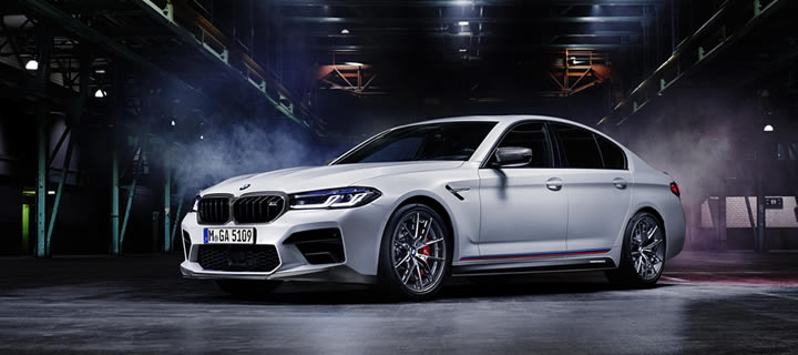 New BMW 5 Series Get Official M Performance Parts