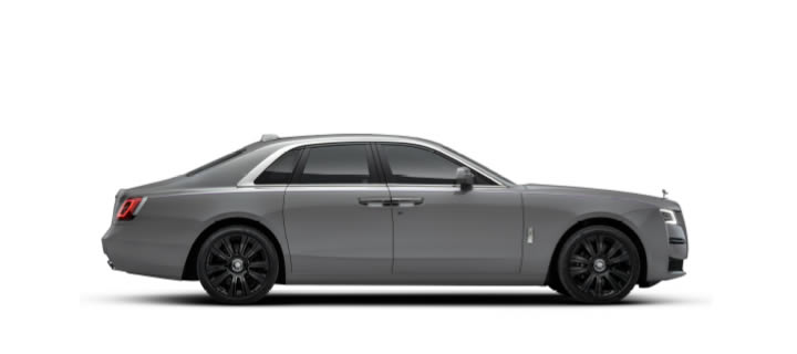 Rolls-Royce Unveils New Ghost