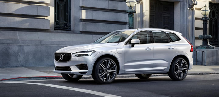 Volvo Starts Delivering XC60 SUV to Customers
