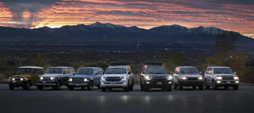 Toyota's Land Cruiser Continues Success with New Model