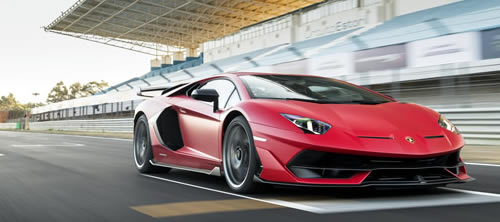 Lamborghini Records Best Ever Performance