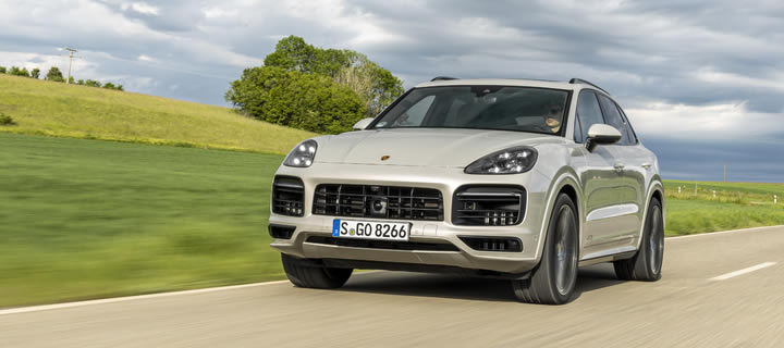 China Biggest Market for Porsche Again while Cayenne Tops Global Sales