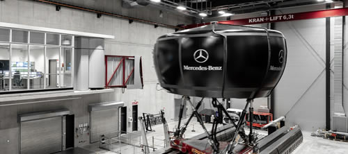 Mercedes-Benz's Approach to Developing Driving Character