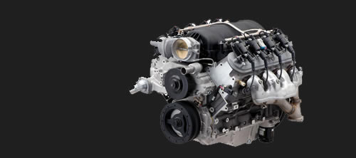 Chevrolet Introduces New Performance Crate Engine