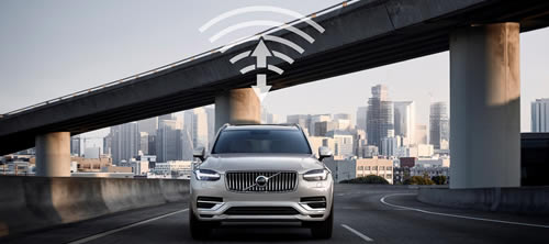 Volvo to Integrate 5G