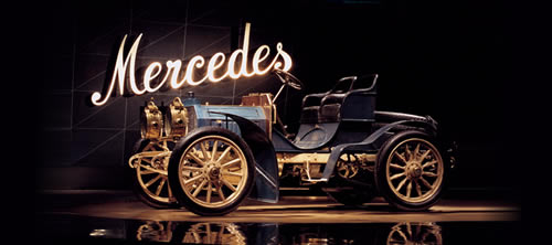 Anniversary of the Mercedes Brand