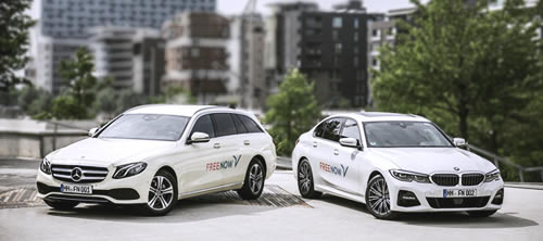 BMW and Daimler Mobility AG Joint Ventures Flourish