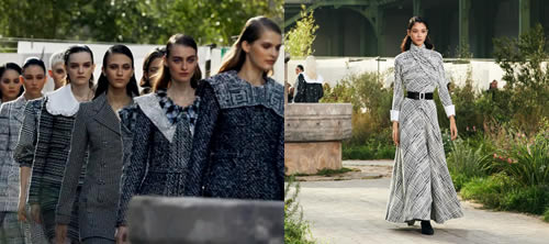 CHANEL Spring-Summer Haute Couture Show