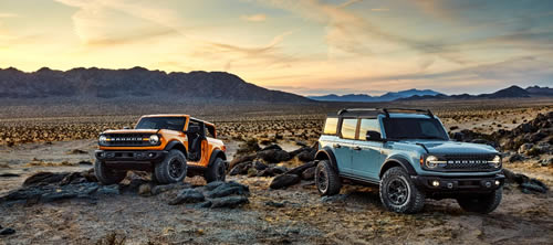 Jeep Wrangler Rival Updated