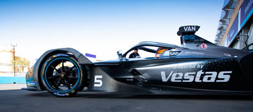 Formula E Next Race at Santiago, Fun and Interesting Places