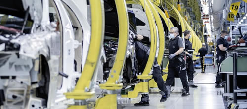 Automotive Industry Restarting Production